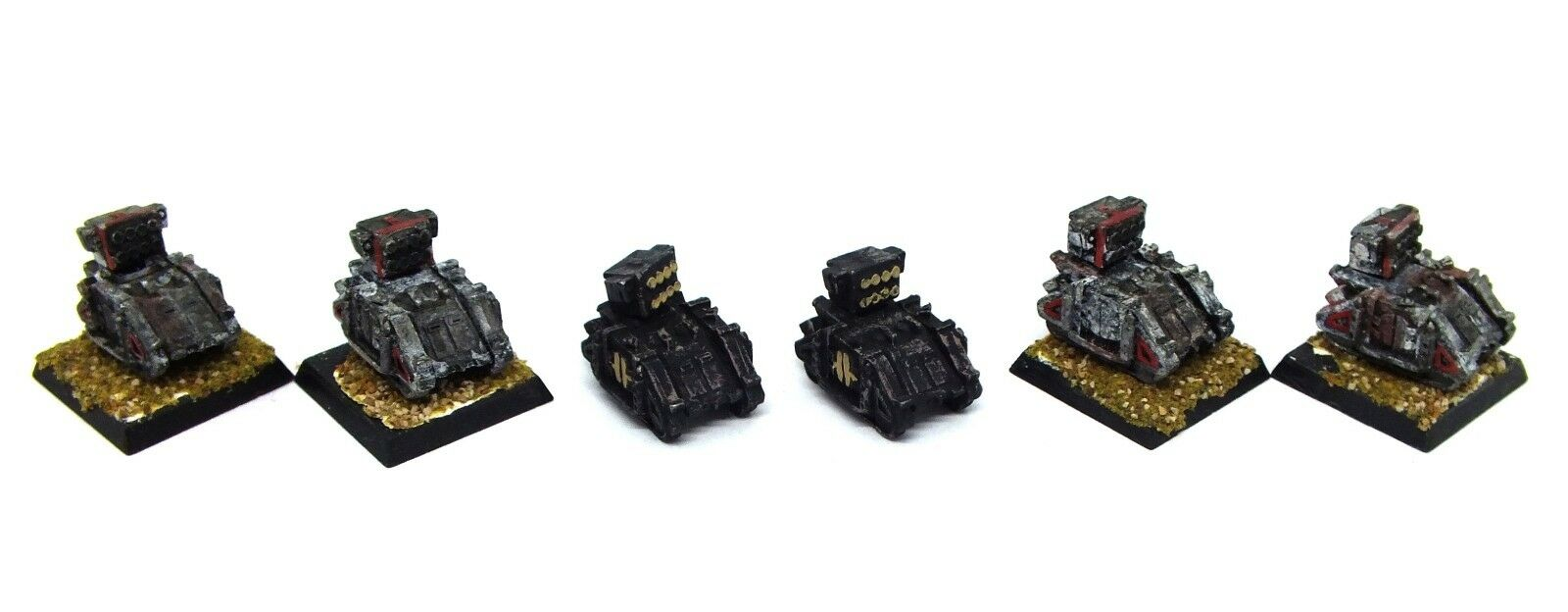 Epic - Imperial Guard Whirlwind Multi Launcher - 6mm