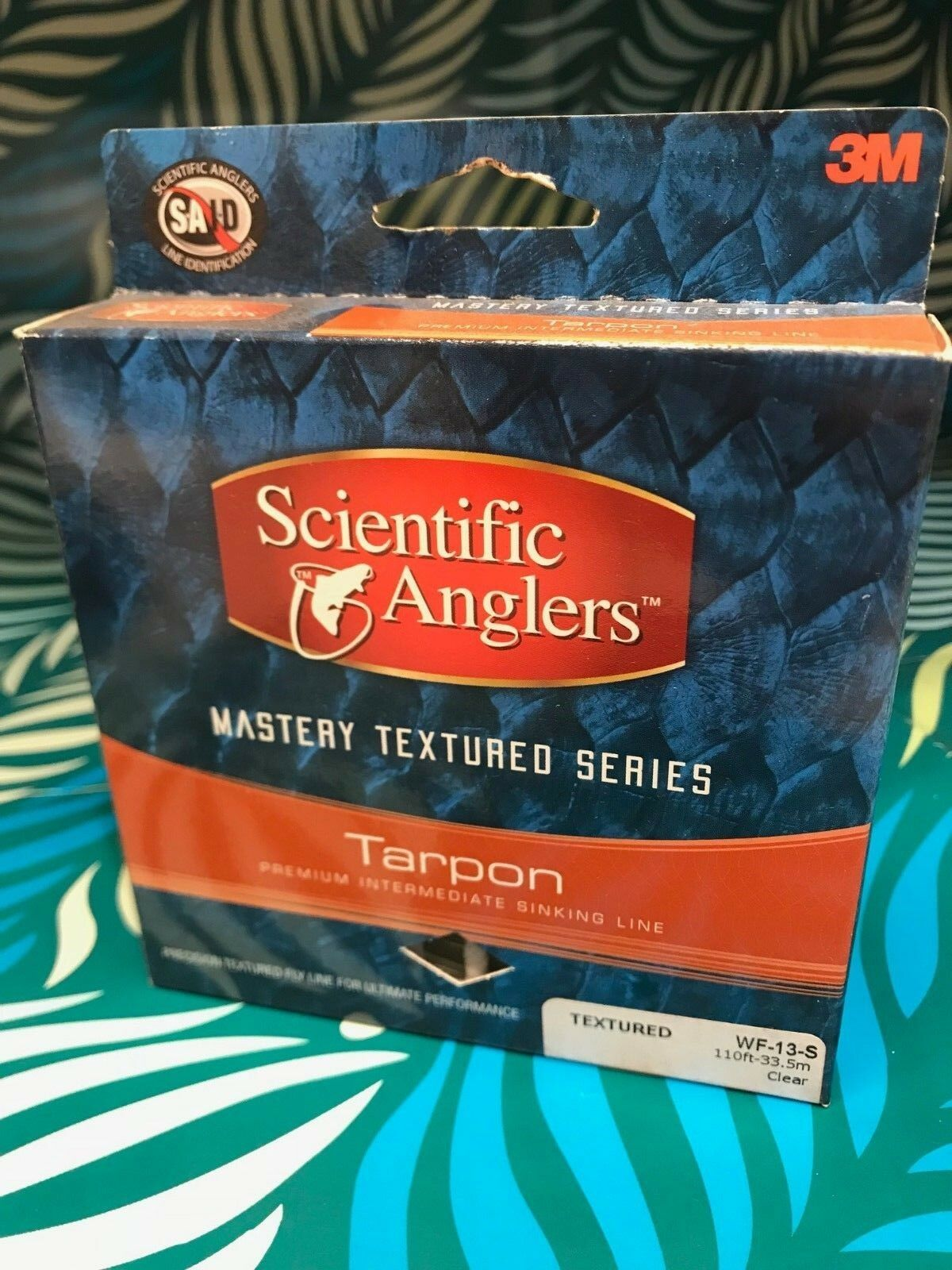 Scientific  Angler - Mastery Textured Series - Tarpon WF-13-S  shop makes buying and selling