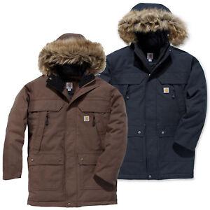Winter 3XL about Carhartt Parka S Jacket Sawtooth Jacket WindWaterproof Men's Details Qd 8PkNnwX0O