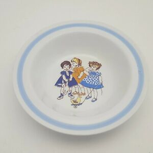 Vintage-Arabia-Finland-Child-039-s-Mid-Century-Bowl