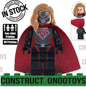 clea lego Custom PAD UV PRINTED Minifigure Super Heroes