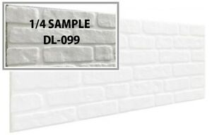 3D Wall Panel - Brick Effect 3D Luxury Wall  Decor Polystyrene - DL-099