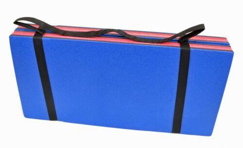 Innen//Außen Gym Pad 120 X 60 CM 4 Faltbar Schaumstoff Training//Yogamatte