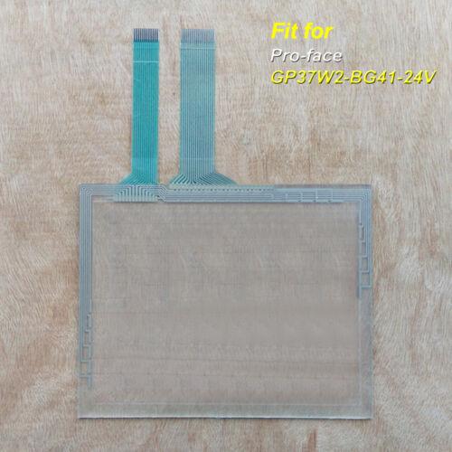 for Pro-face GP37W2-BG41-24V Touch Screen Glass GP37W2BG4124V 1 Year Warranty