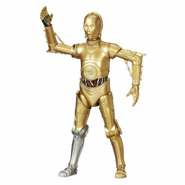 "C-3PO Silver Leg 6/"" The Black Series STAR WARS Walgreen/'s Exclusive MIB"