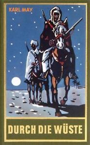 Durch-die-Wueste-von-Karl-May-Gebundene-Ausgabe