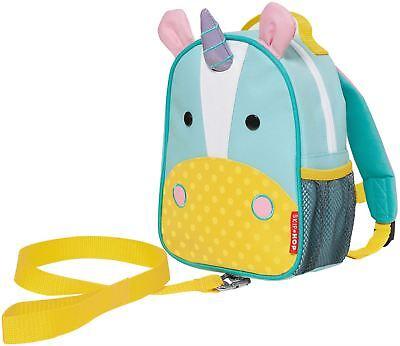 Ben Informato Skip Hop Zoolet Mini Zaino Con Redini-unicorno Bambini Vestiti Borse Bn-mostra Il Titolo Originale Modelli Alla Moda