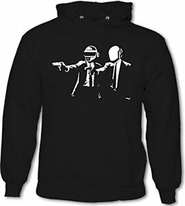 Pulp-Fiction-Daft-Punk-Parody-Mens-Funny-Hoodie