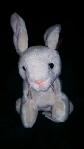 1 of 1 - Ty Beanie Babies Nibbler the Rabbit