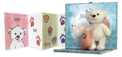 1 of 1 - Very Good, The Bear with Sticky Paws Suitcase Gift Set, Vulliamy, Clara, Book
