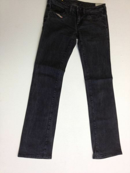 Diesel Kycut Jeans Hose grey Stonewashed  W29 L34