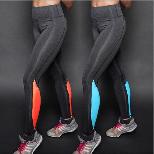 New Women's Sexy Yoga Pants Sport Fitness Running Sportswear Leggings Clothes