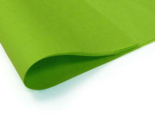 """Lime Green Tissue Paper Acid Free 20 x 30/"""" Approx.480 sheets//ream packaging wrap"""