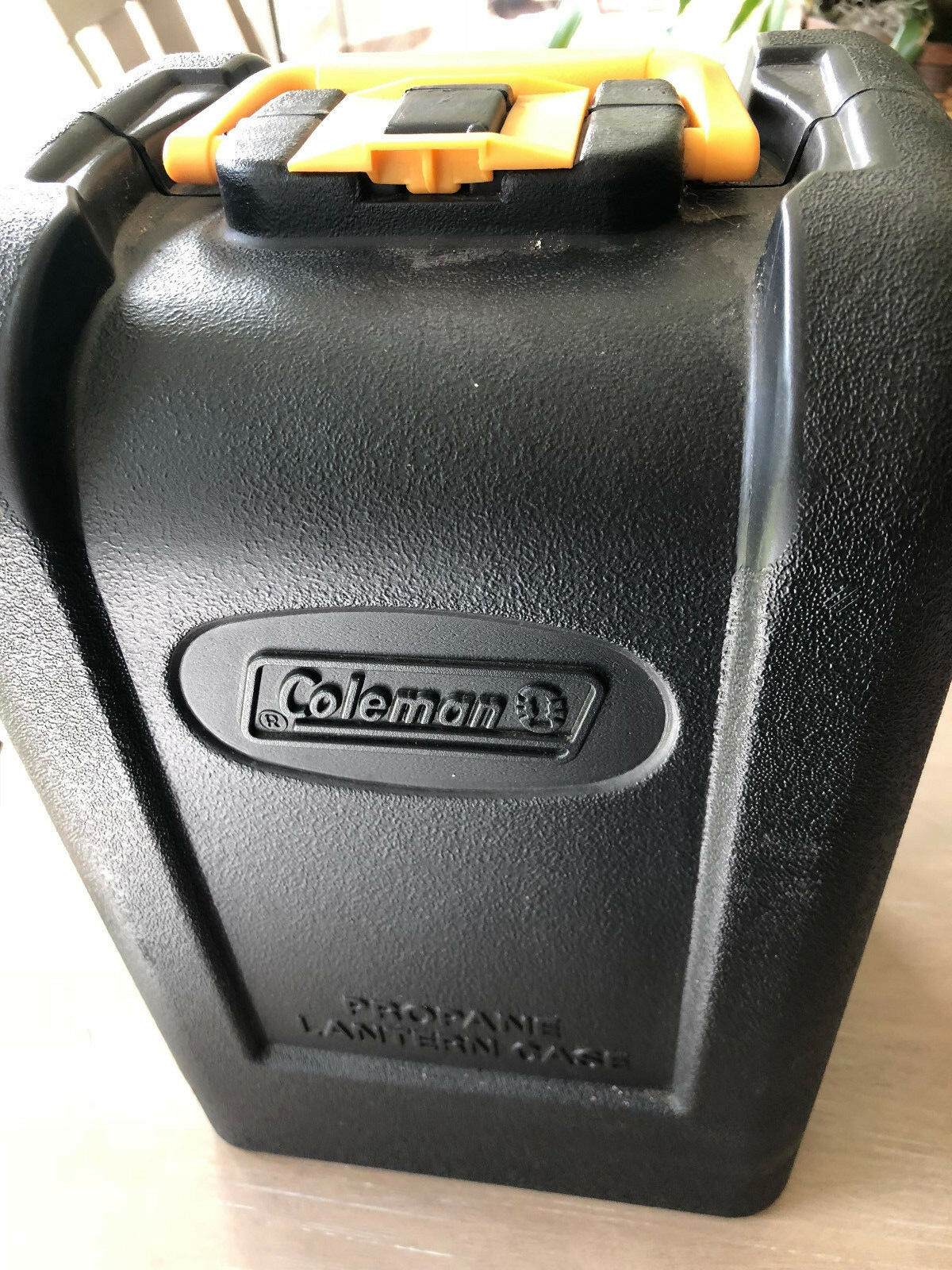 COLEMAN PROPANE LANTERN   TWIN MANTLE, ELECTRIC IGNITION, & CASE  discount sale