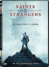 SAINTS AND STRANGERS : THE MINISERIES -    Region 1 -  DVD - Sealed