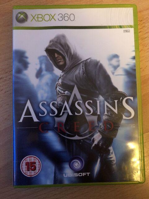 Assassin's Creed (Komplett mit Spiel und Anleitung) (Microsoft Xbox 360) (UK)