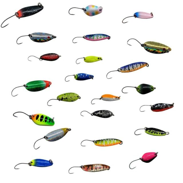 Paladin Trout Spoon 1,6 g UV active perlmutt