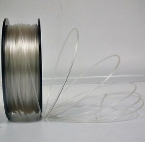 Abs Transparent High Quality Materials Verbatim 3d Printer Filament