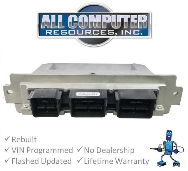 2007 Ford Freestyle 3 0l Engine Computer Ecu Ecm Pcm 7f9a 12a650 Lb