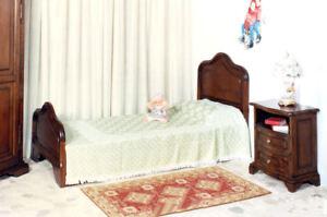 Camera Matrimoniale Stile Antico.Letto Lettino Per Camera Matrimoniale Cameretta Stile Antico