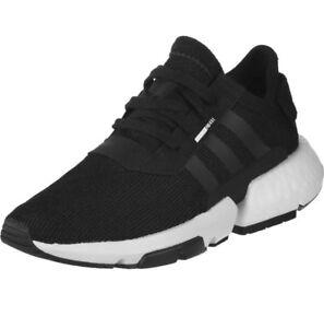 Adidas POD-S3.1 SHOES Black White Mens