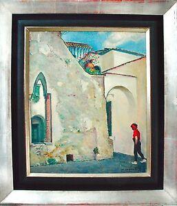 Eugen-Spiro-1874-1972-Amalfi-1956-collages-53-x-41-CM-7-esposizioni-publiz