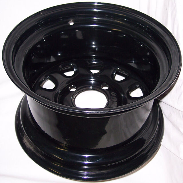 Wheel Rim Size: 12x7 Color: Black 12x7-2+5 Offset Position: Rear 1228365536B Black Bolt Pattern: 4//110 Rim Offset: 2+5 ITP SS212 Wheel 4//110