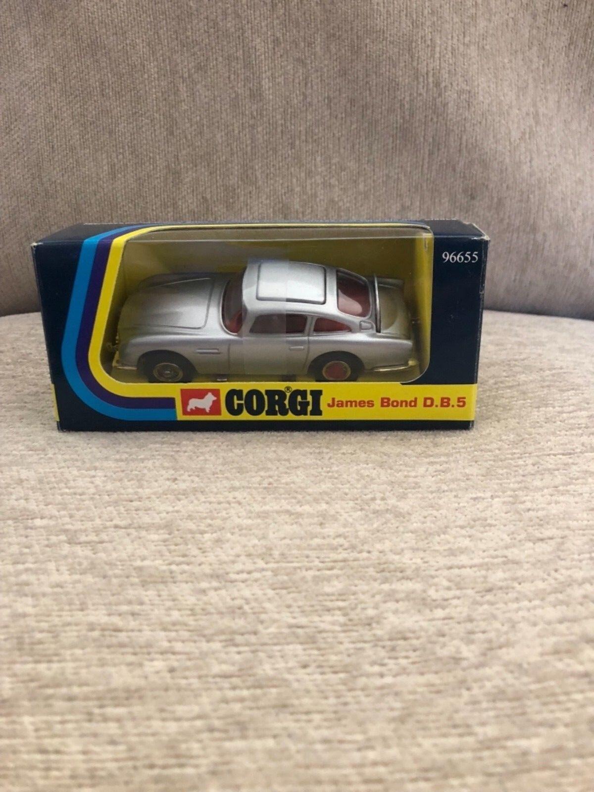 Corgi Limited Edition James Bond Aston Martin DB5 96655 MIB