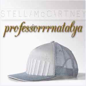 8e3c6b94fcb Image is loading NWT-Adidas-By-Stella-McCartney-Stellasport-Snapback -Trucker-