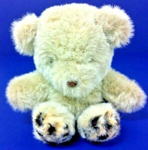 Gund 1979 Brown Bear Collectors Classic Spotted Animal Feet Limited Edition 14""