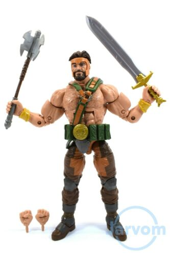 """Marvel Legends 6/"""" Inch Armored Thanos BAF Wave Avengers Hercules Loose Complete"""