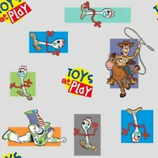 Disney Pixar Classic Toy Story 65502 Comic Book Packed Cotton Fabric by the Yard