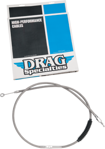 Drag-Specialties-Braided-Stainless-High-Efficiency-Clutch-Cable-0652-1456