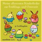 Meine Allerersten Kinderlieder Zur Frühlingszeit von Various Artists (2016)