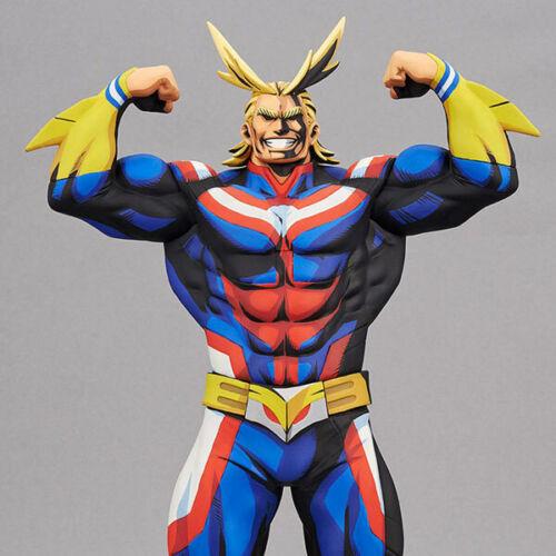 Pre-Order All Might My Hero Academia Banpresto Manga Dimensions Figure