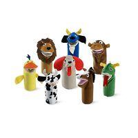 Baby Einstein Hand Puppets - Set Of 8 Free Shipping