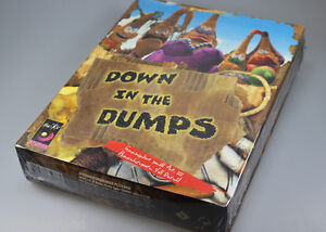 Down-in-the-Dumps-BIGBOX-Allemand-PC-CD-ROM-Version-DOS-5-0-Win-95