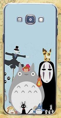 Totoro Mononoke Anime Hard Case Cover Coque Shell Fundas For All Phone Models