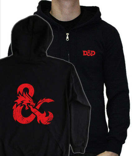 stampata con Dragons Immagine Logo cappuccio 3 2 4xl Hoody Screen 5xl S Felpa Dungeons Symbol PngZxUWW