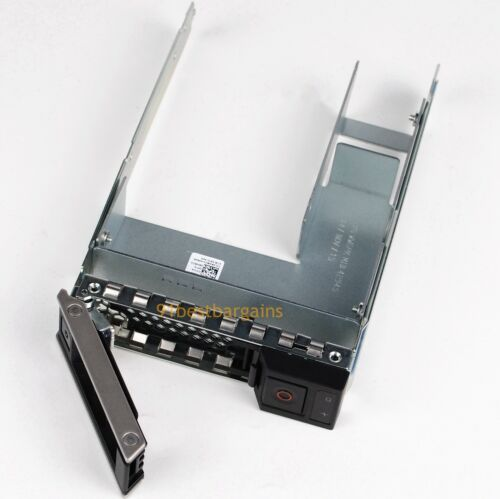 """NEW Dell 2.5/"""" to 3.5/"""" Hard Drive Tray Caddy For R440 R540 R640 R740 R940 C6420"""