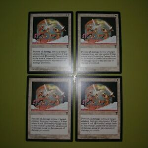 Honorable-Passage-x4-Visions-4x-Playset-Magic-the-Gathering-MTG