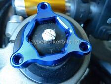 FORK PRE LOAD ADJUSTERS 17MM BLUE APRILIA RSV1000 MILLE FACTORY R 17MM NEW R1C10