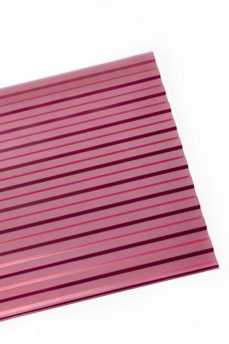Trapezblech Blech Profilblech 2m Wellblech Dachblech Stahlblech Rot RAL3005