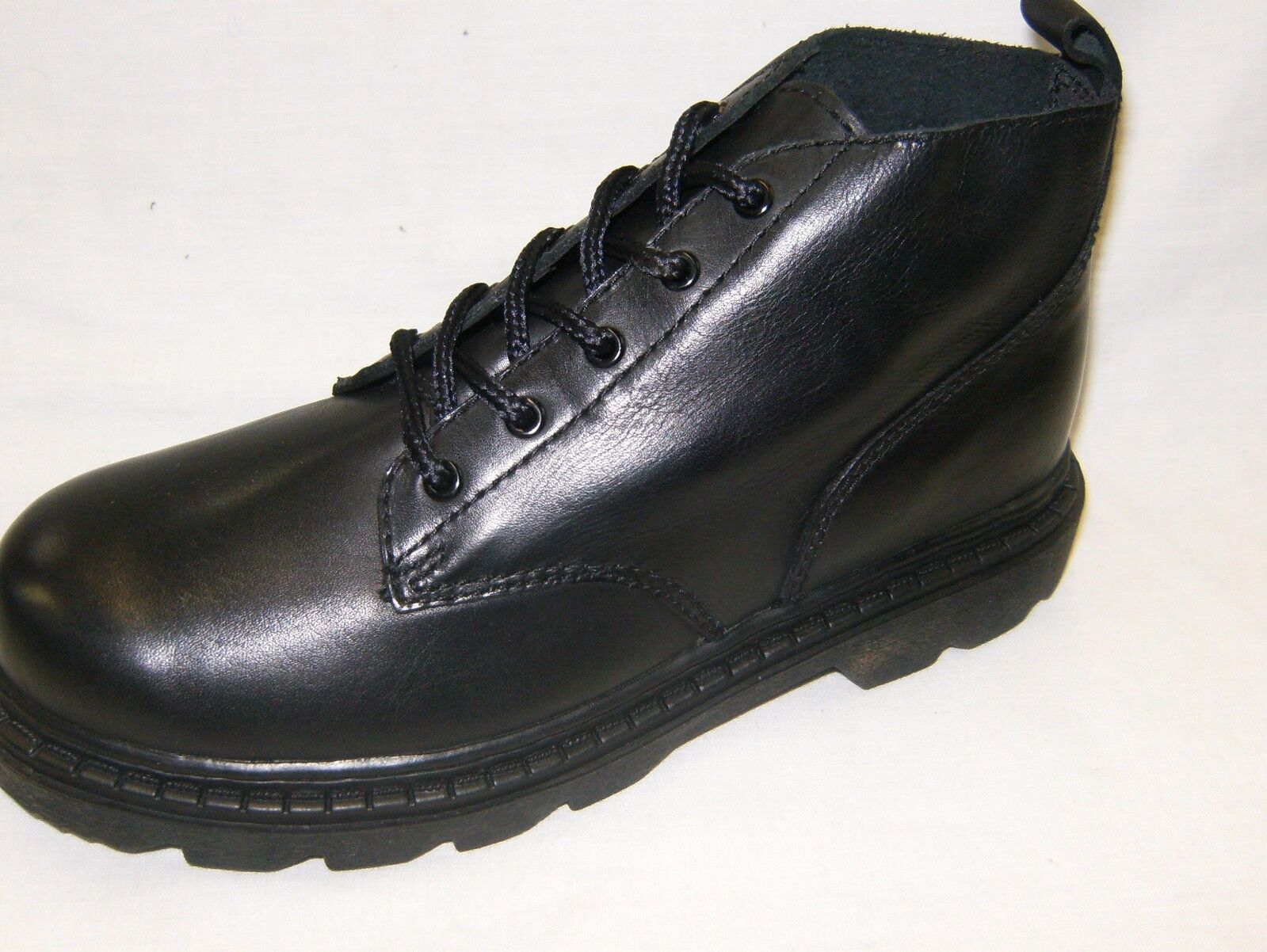 CHUKKA Boots MADE BY ALTAMA LEATHER MEN SIZE 5 LADIES SIZE 6.5-7