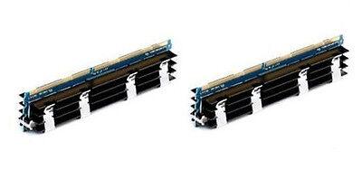 Puntuale 2x 4gb 8gb Apple Mac Pro Ddr2 667 Mhz Fb-dimm Pc2-5300f 1,1 2,1 Fully Buffered-