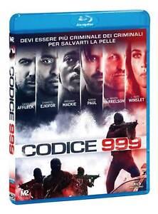 Codice-999-Con-Casey-Affleck-2015-Blu-Ray-Nuovo-Sigillato