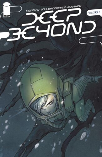 Deep Beyond #1-2Select Main /& Variant CoversImage Comics NM 2021