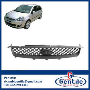 Ford-Fiesta-2006-2008-GRIGLIA-PARAURTI-ANTERIORE-CENTRALE-SUPERIORE
