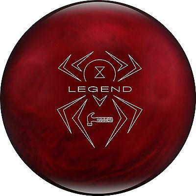 Hammer Black Widow RED Legend Bowling Ball NIB 1st Quality