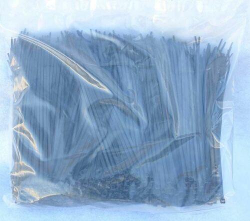 100 to 16000~ 18 lbs to 50 lbs Anti UV Black Cable Tie Wire Zip Nylon Wrap Ties